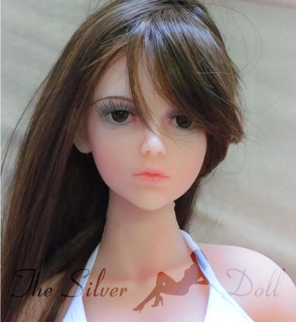 JM Doll 75cm Jessica - The Silver Doll