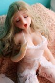 Sanhui 92cm Mini Sex Silicone Doll Real Lovedoll