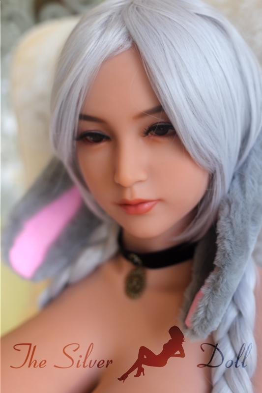 Wm Dolls 165cm Z Cup Long Nipples Xiaoyu With Silver