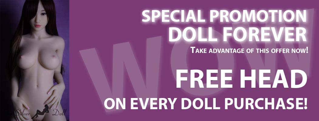 Doll Forever Free Head