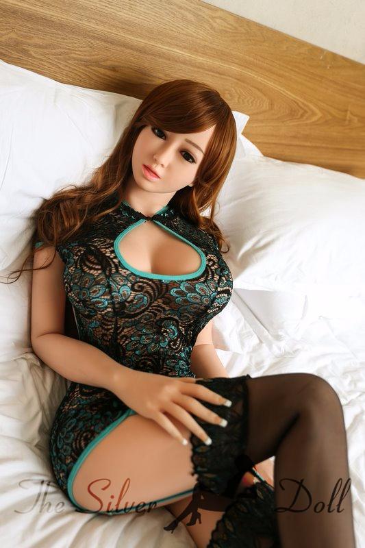 Приятный вагинальный секс с девушкой с большими цыцками  56821