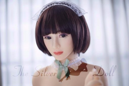 JY Doll 148cm A-Cup Rikka chambermaid - The Silver Doll